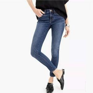 J Crew Womens Toothpick Skinny Jeans Size 27